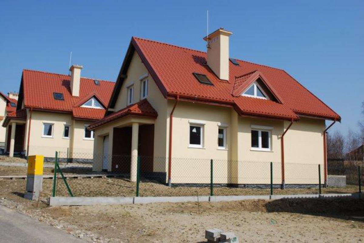 Rzeszów, ul. Krakowska - domy - Rzeszów, Baranówka, ul. Krakowska, EWPOL developer - zdjęcie 1