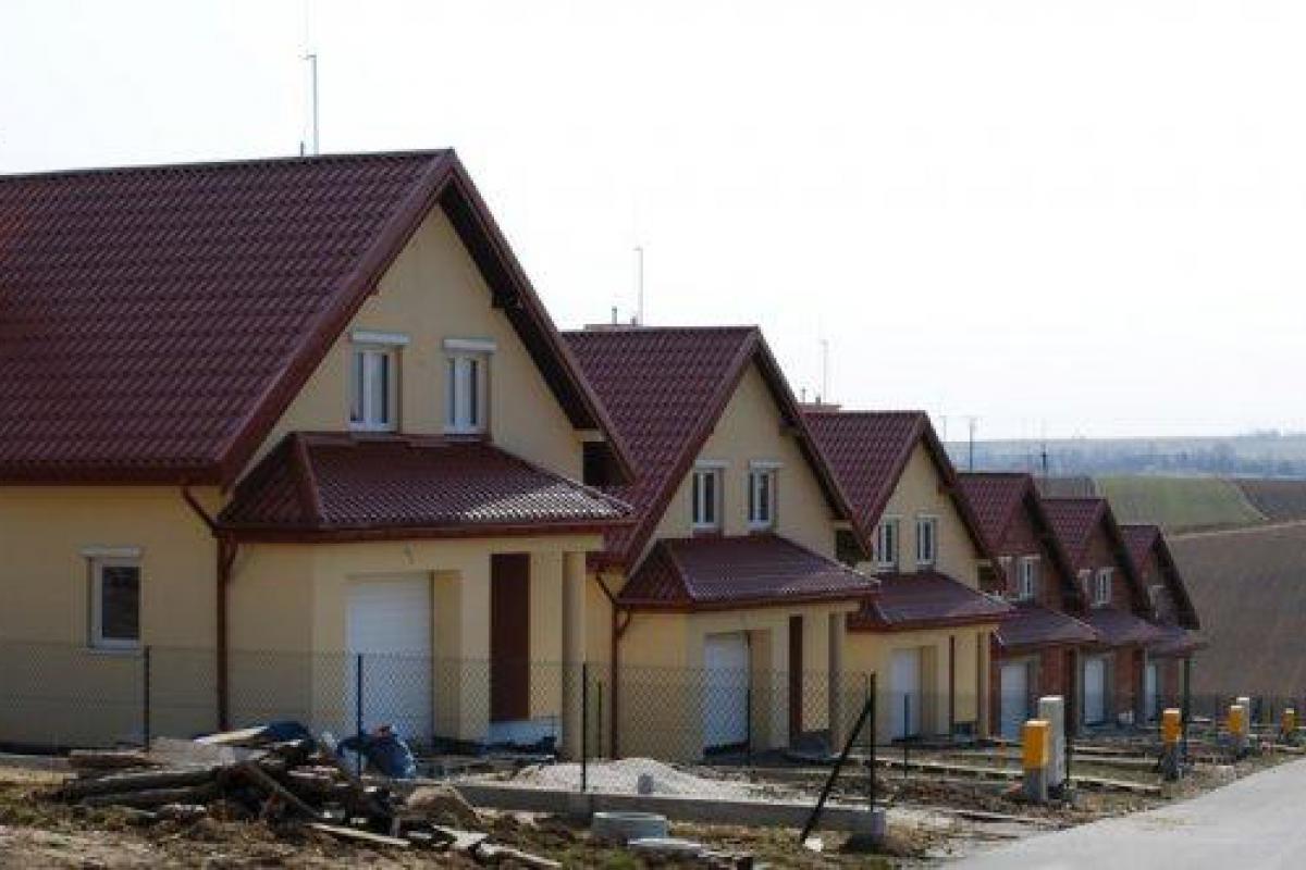 Rzeszów, ul. Krakowska - domy - Rzeszów, Baranówka, ul. Krakowska, EWPOL developer - zdjęcie 4