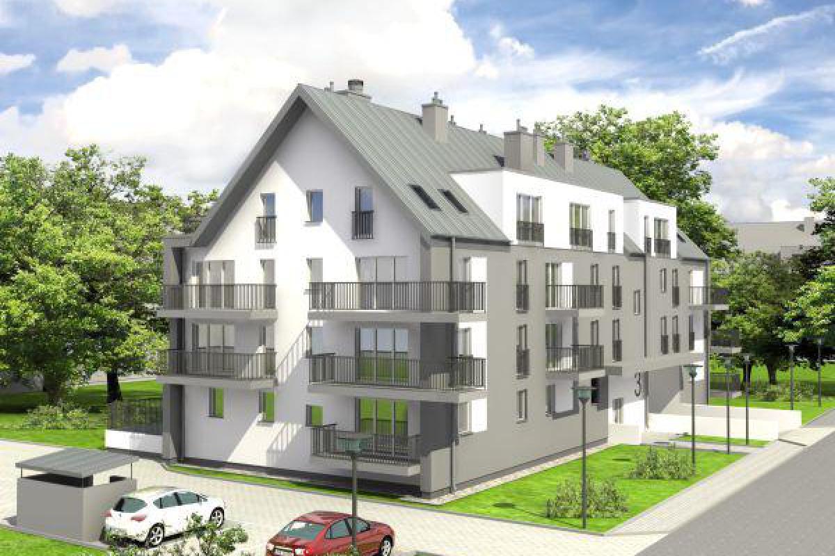 Budynek ul. Puszczykowska 3  - Wrocław, Gaj, ul. Puszczykowska 3, PW AK FUTURE - zdjęcie 3
