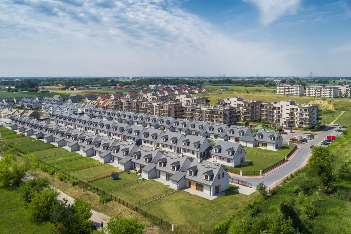 Villa Campina Domy - Ożarów Mazowiecki, ul. Sochaczewska, J.W. Construction Holding S.A. - zdjęcie 6