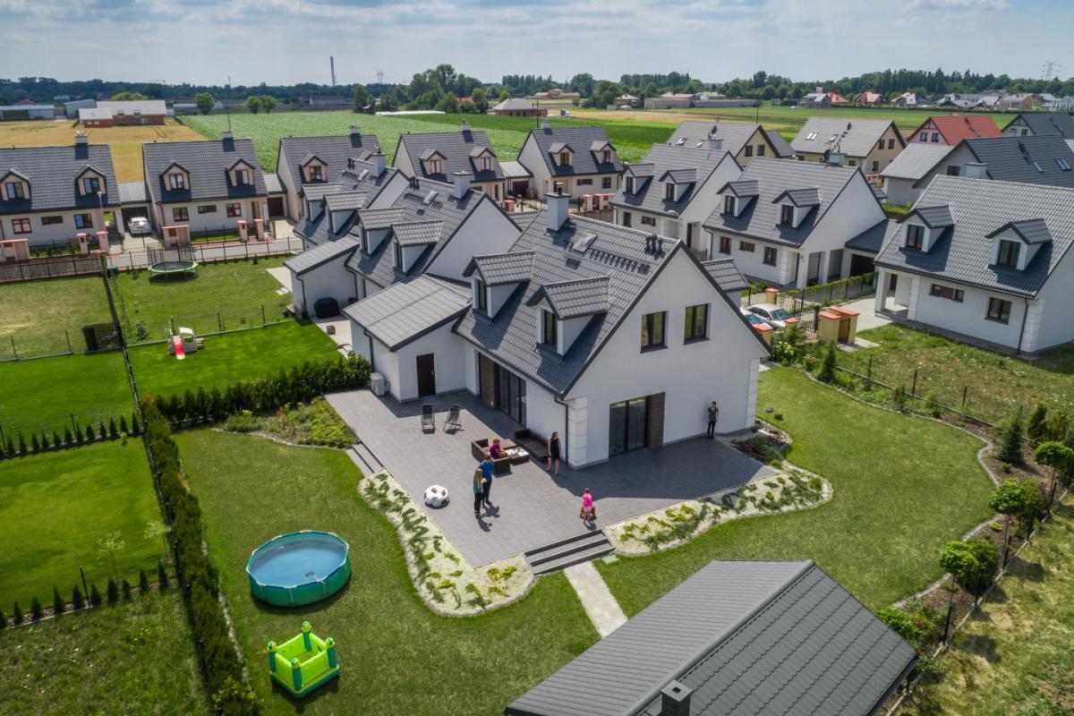 Villa Campina Domy - Ożarów Mazowiecki, ul. Sochaczewska, J.W. Construction Holding S.A. - zdjęcie 1