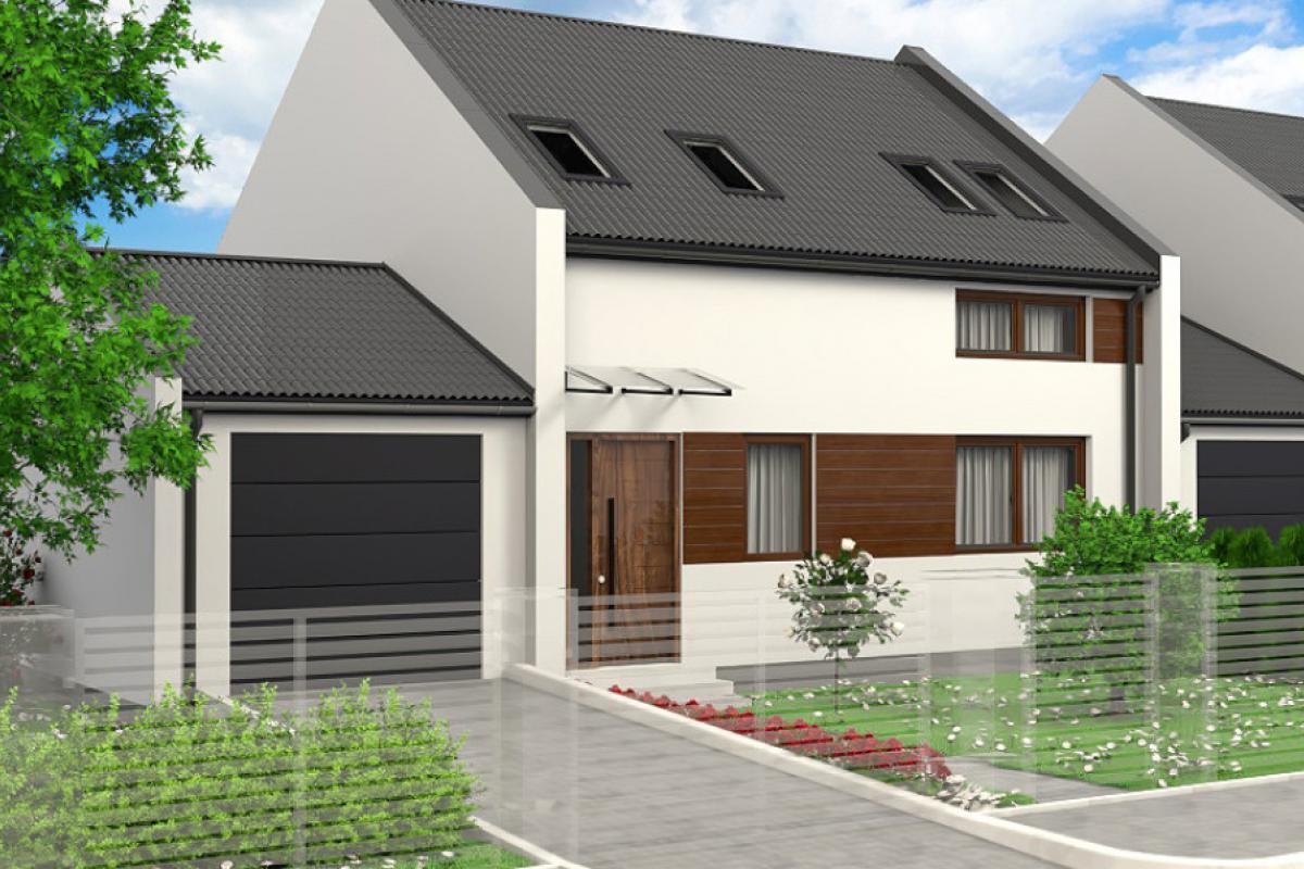 Villa Campina Domy - Ożarów Mazowiecki, ul. Sochaczewska, J.W. Construction Holding S.A. - zdjęcie 2