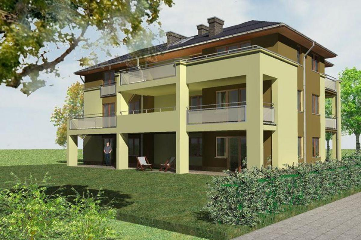 Dom wielorodzinny, ul. Zakopiańska - Poznań, Podolany, ul. Zakopiańska, LEO-BUD P.P.U. - zdjęcie 2