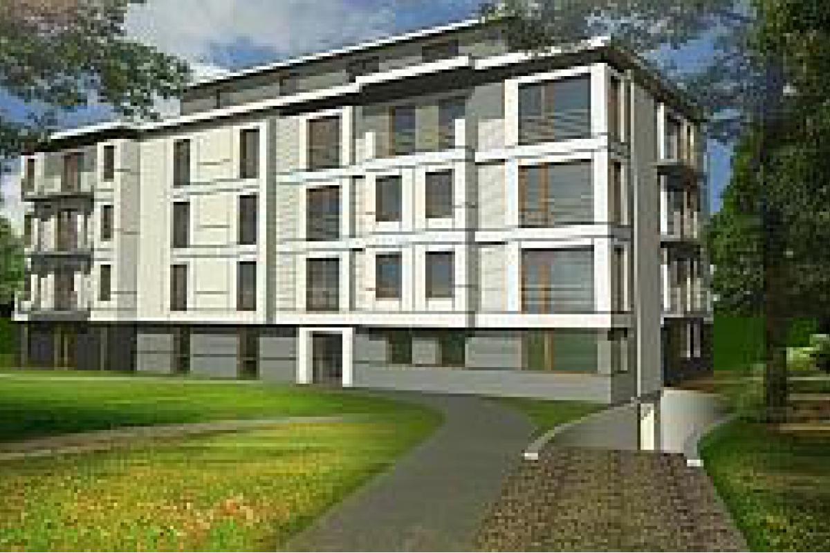 Triton Francuska - Warszawa, ul. Francuska, Triton Development S.A. - zdjęcie 1