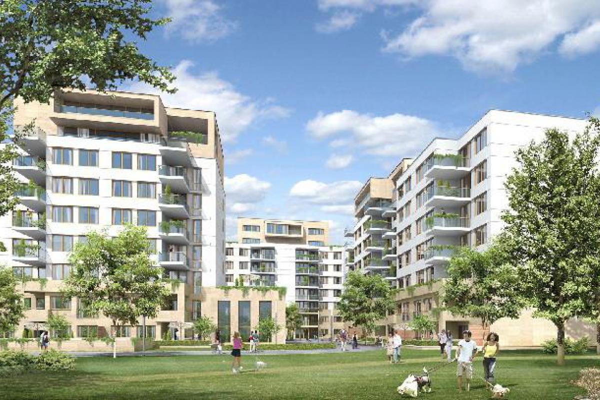Sokratesa Park - Warszawa, Wawrzyszew, ul. Sokratesa 13, Sokratesa Development Sp. z o.o. - zdjęcie 3