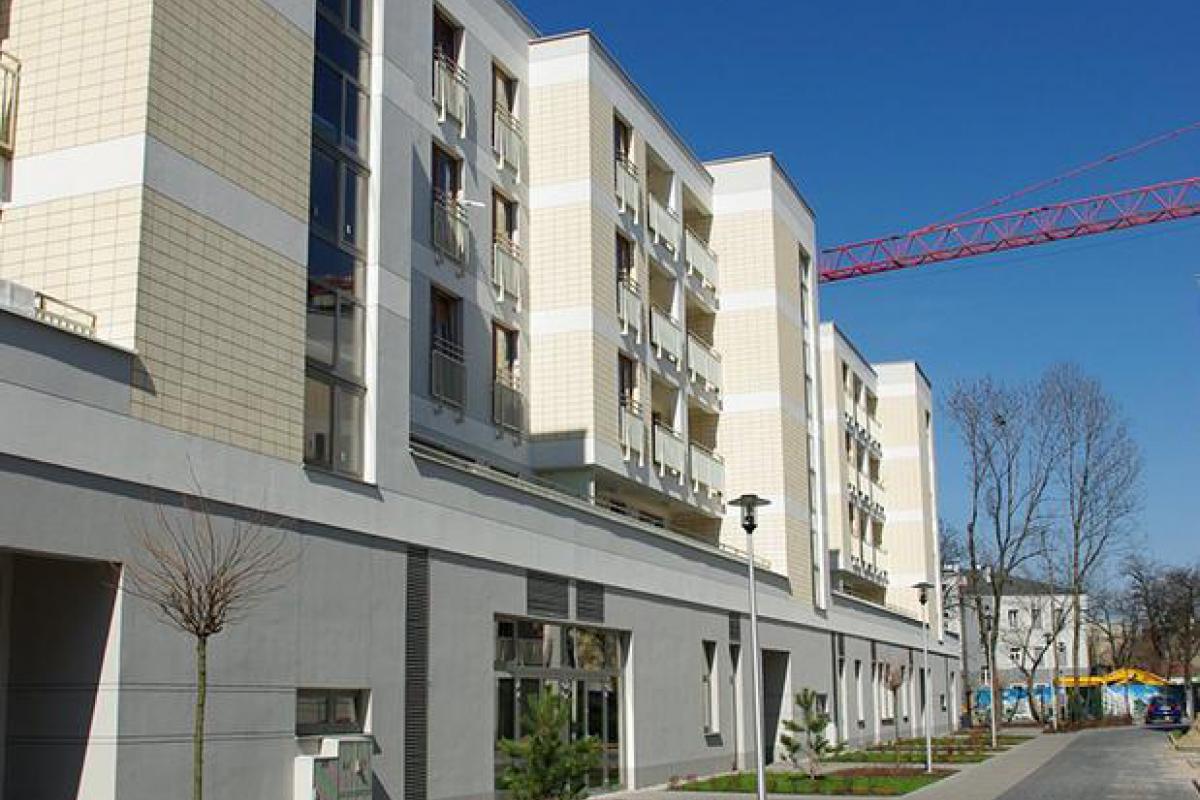 Osiedle Grafitowe, etap II, budynki A, B, C - Pruszków, ul. Ołówkowa 1, EBB Nieruchomości Sp. z o. o. - zdjęcie 3
