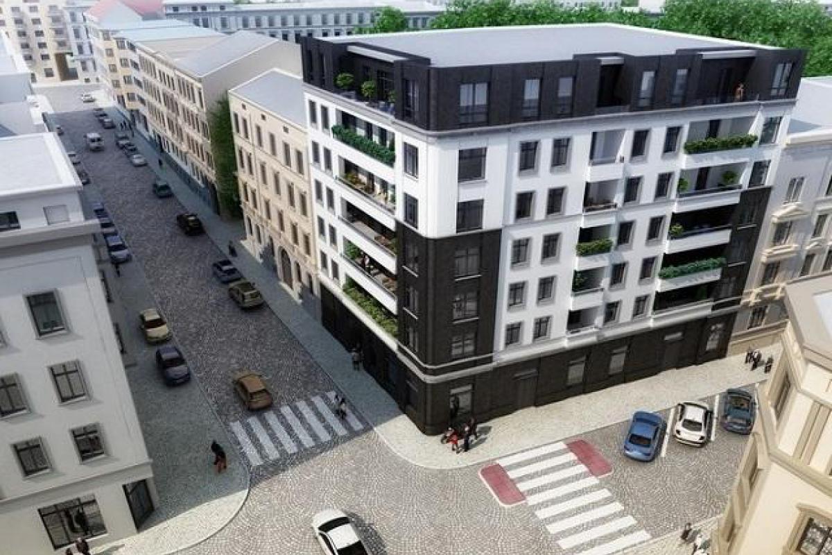 Kniaziewicza 16 - Wrocław, Krzyki - Osiedle, ul. Generała Karola Kniaziewicza 16, i2 Development Sp. z o.o. - zdjęcie 4