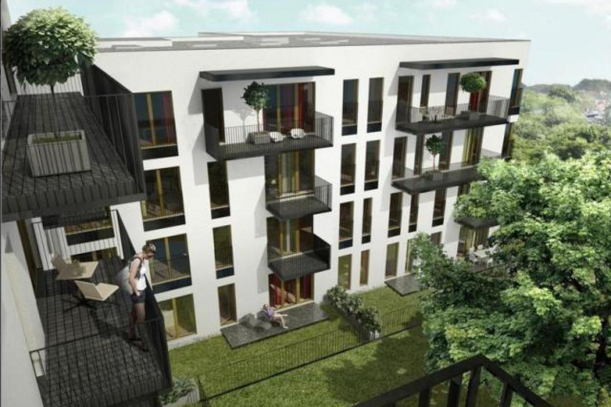 Apartamenty Marymoncka - Warszawa, Wrzeciono, ul. Marymoncka, WAN S.A. - zdjęcie 3