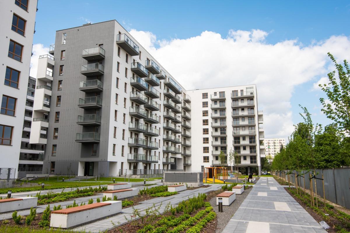 Bliska Wola - Warszawa, Odolany, ul. Kasprzaka, J.W. Construction Holding S.A. - zdjęcie 3