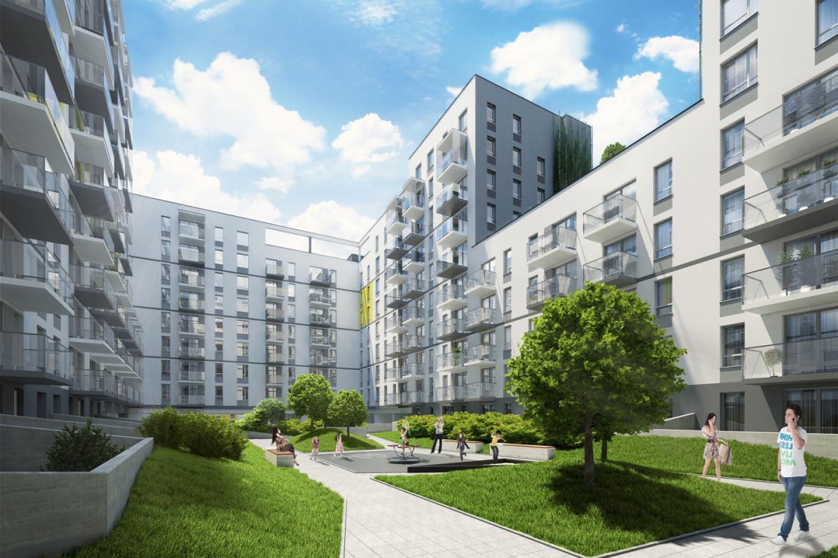 Bliska Wola - Warszawa, Odolany, ul. Kasprzaka, J.W. Construction Holding S.A. - zdjęcie 2