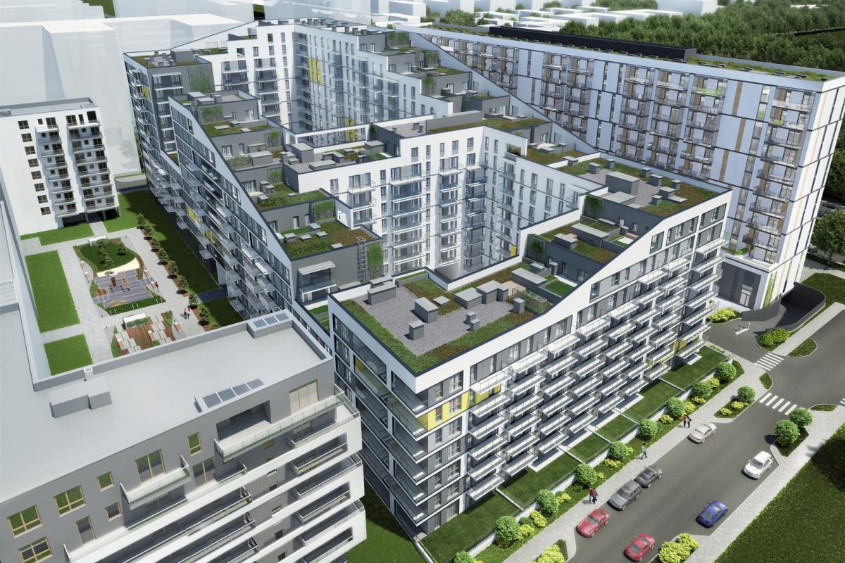 Bliska Wola - Warszawa, Odolany, ul. Kasprzaka, J.W. Construction Holding S.A. - zdjęcie 1