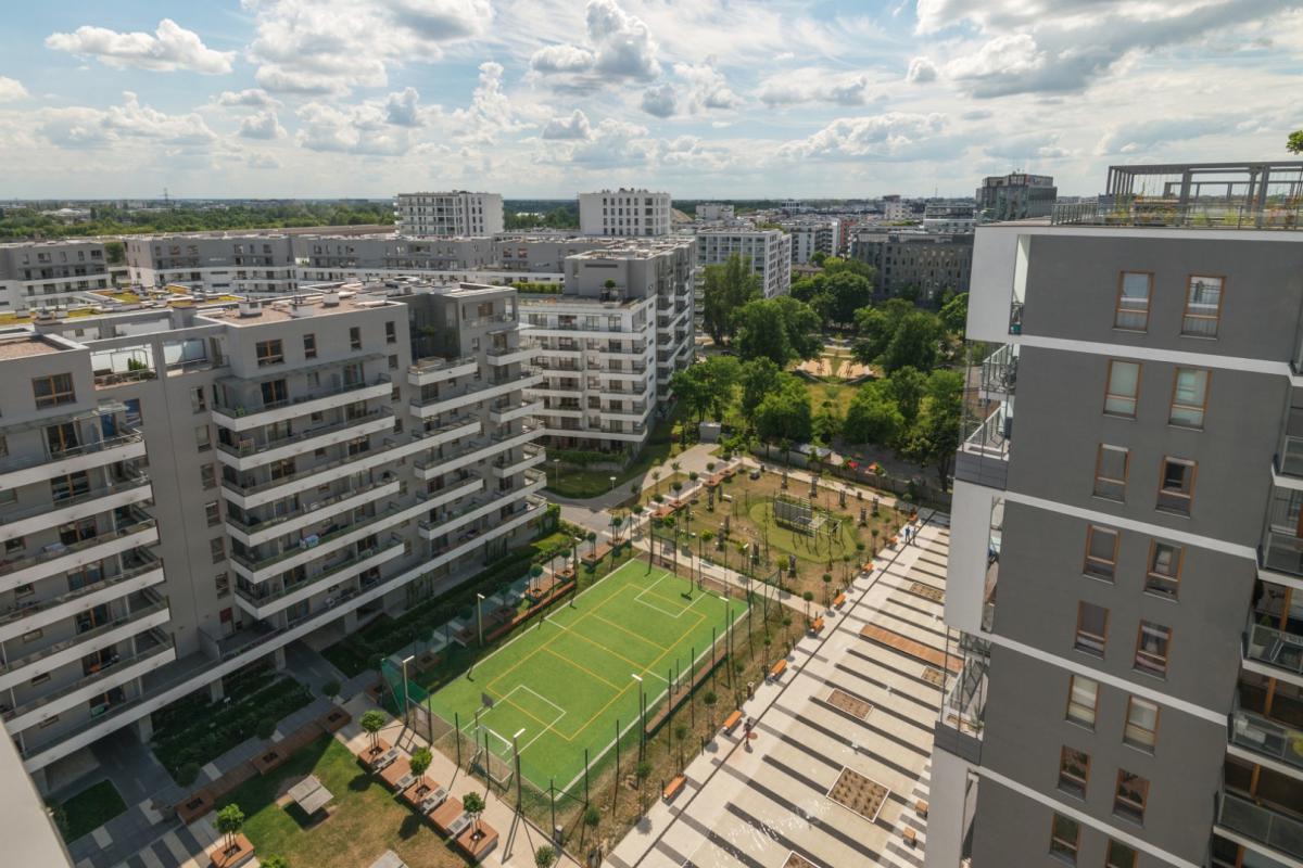 Bliska Wola - Warszawa, Odolany, ul. Kasprzaka, J.W. Construction Holding S.A. - zdjęcie 14