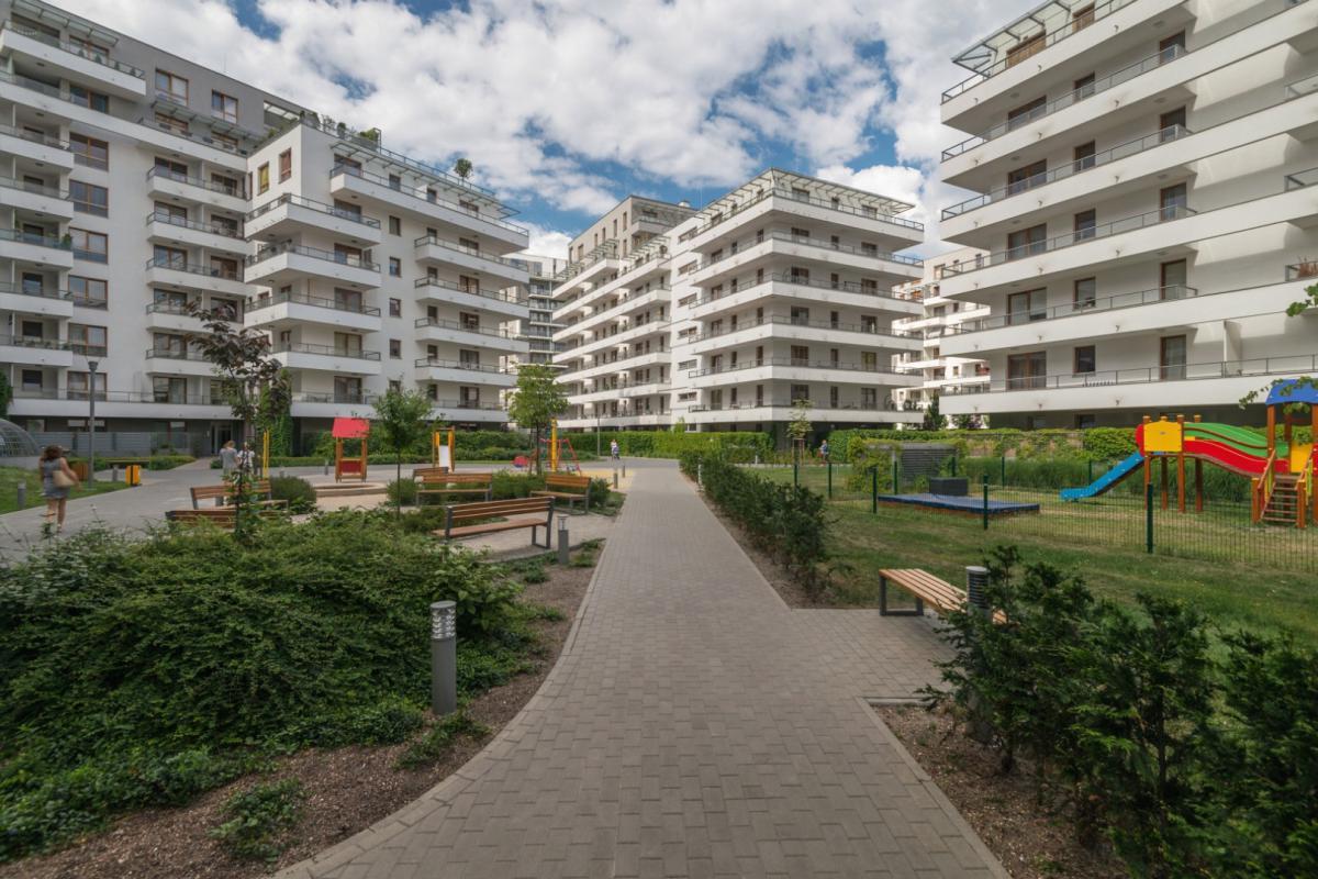 Bliska Wola - Warszawa, Odolany, ul. Kasprzaka, J.W. Construction Holding S.A. - zdjęcie 7