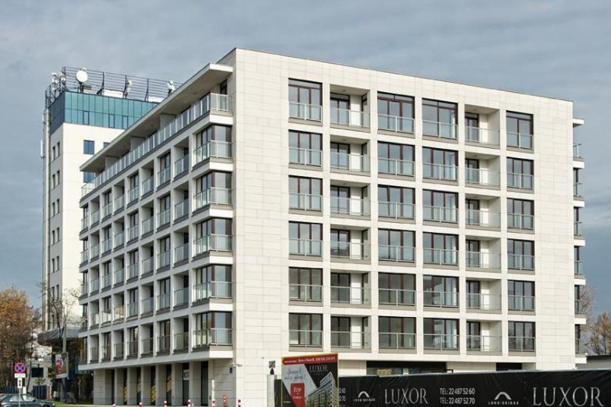 Luxor Residence - Warszawa, ul. Wynalazek 2 , Longbridge Developement Sp. z o.o. - zdjęcie 1