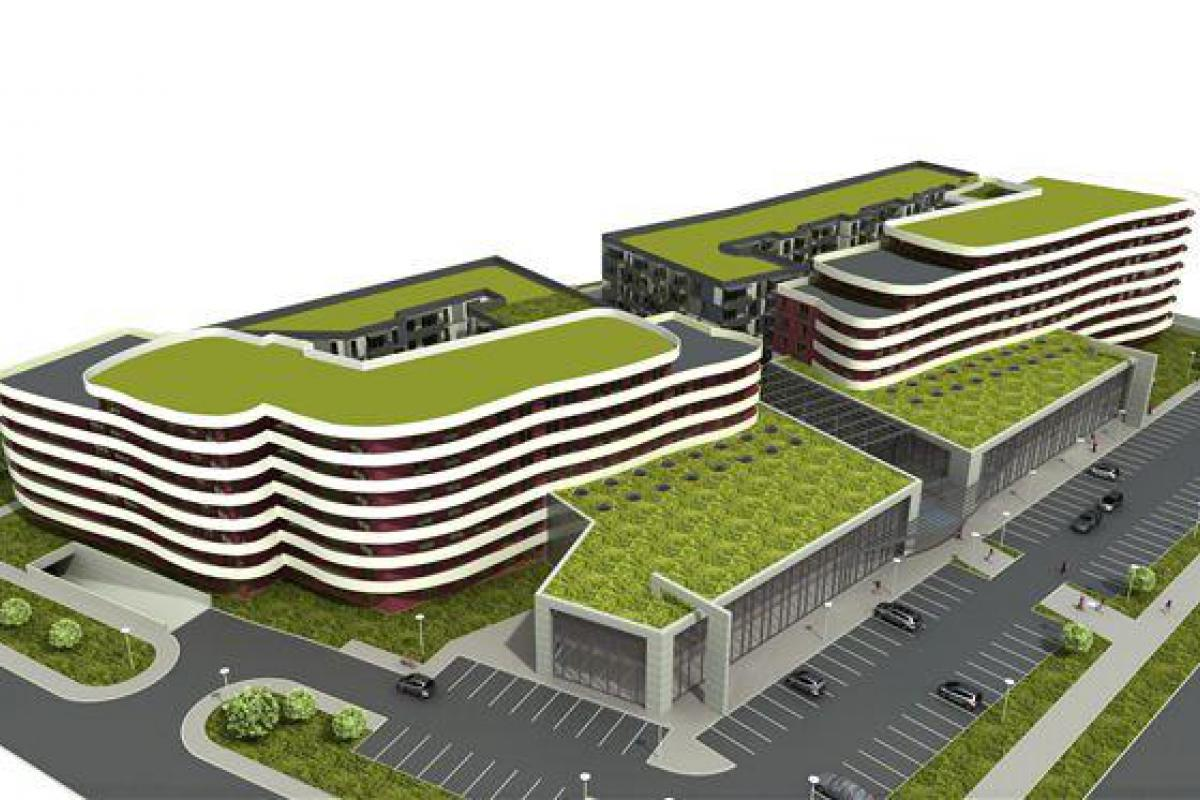 Apartamenty Zamkowe - Rzeszów, Nowe Miasto, ul. Kopisto, Hartbex Przedsiębiorstwo Budowlane Sp. z o.o. - zdjęcie 3