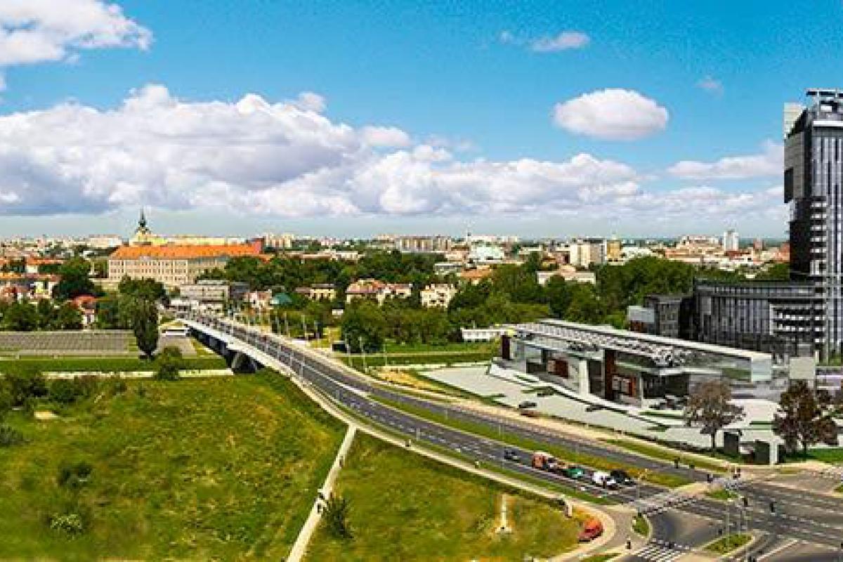 Capital Towers - Rzeszów, Nowe Miasto, ul. Podwisłocze, MM Capital Group - zdjęcie 3