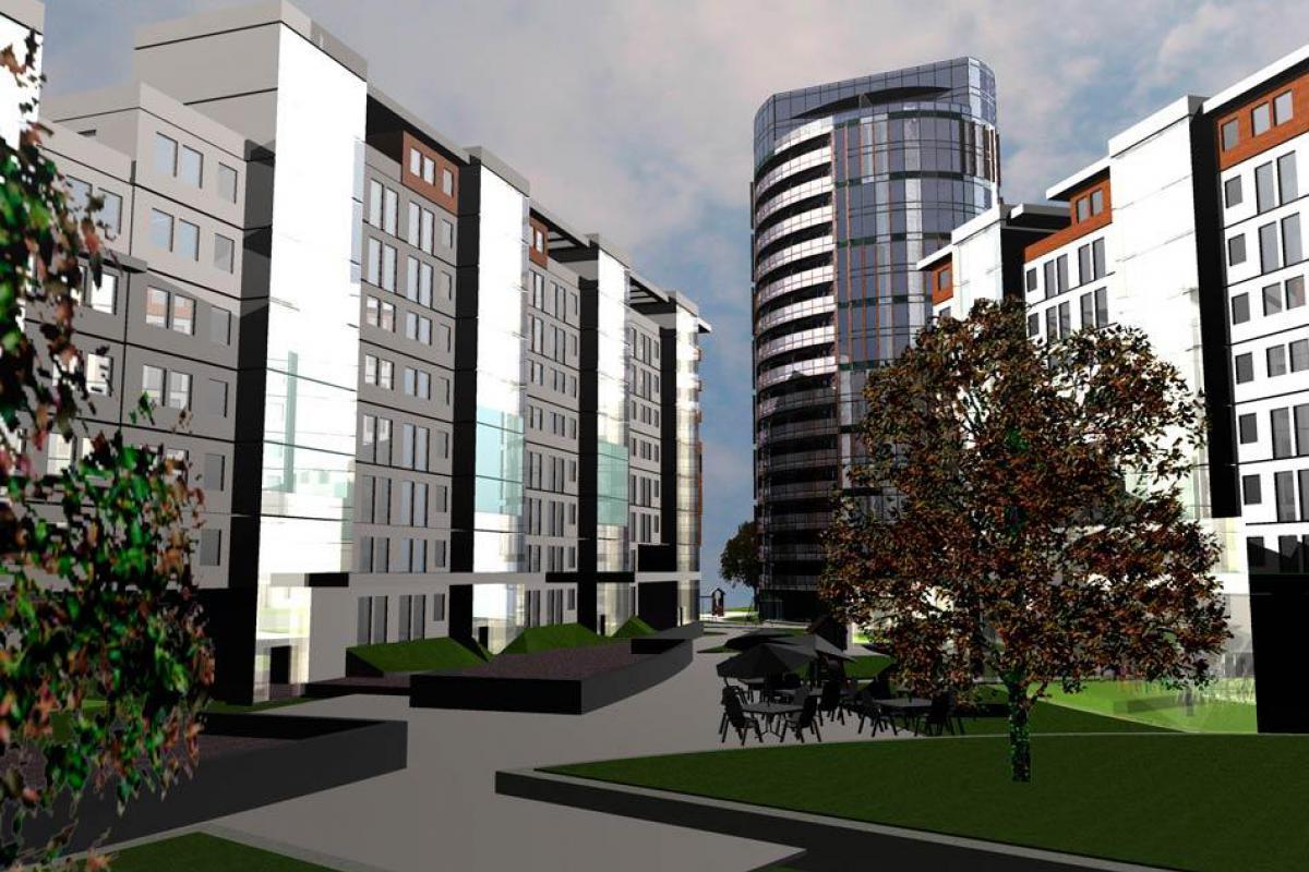 Capital Towers - Rzeszów, Nowe Miasto, ul. Podwisłocze, MM Capital Group - zdjęcie 4