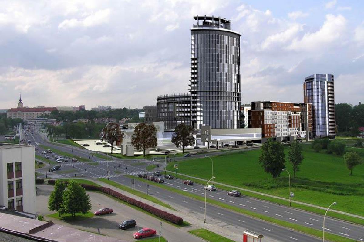 Capital Towers - Rzeszów, Nowe Miasto, ul. Podwisłocze, MM Capital Group - zdjęcie 5