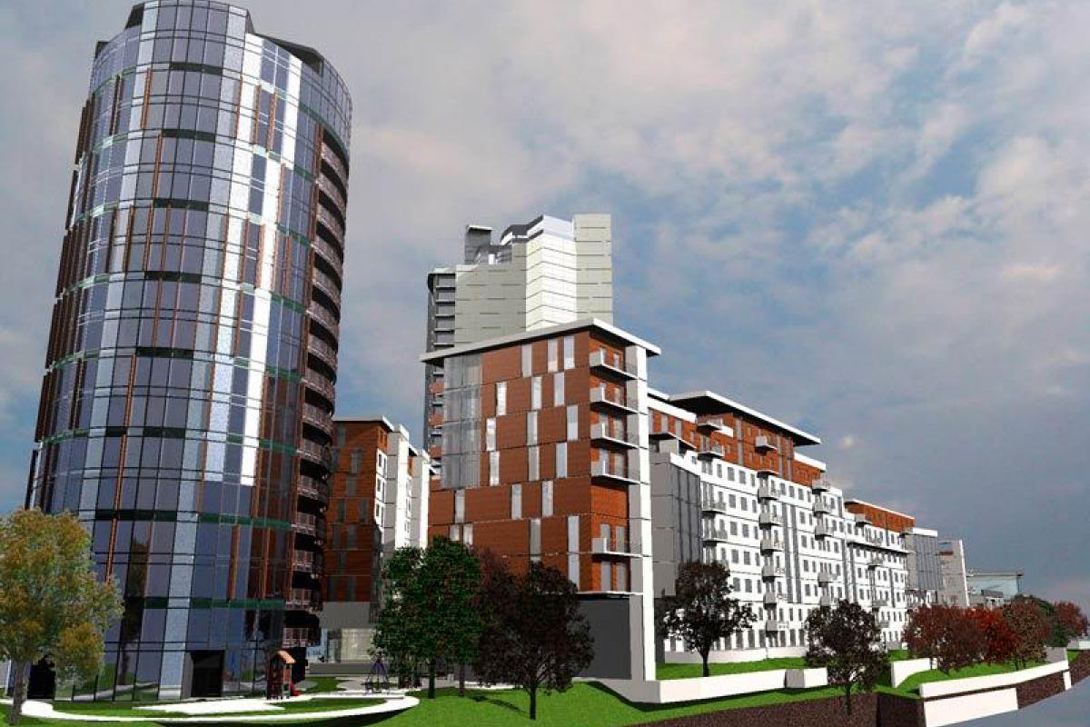 Capital Towers - Rzeszów, Nowe Miasto, ul. Podwisłocze, MM Capital Group - zdjęcie 7