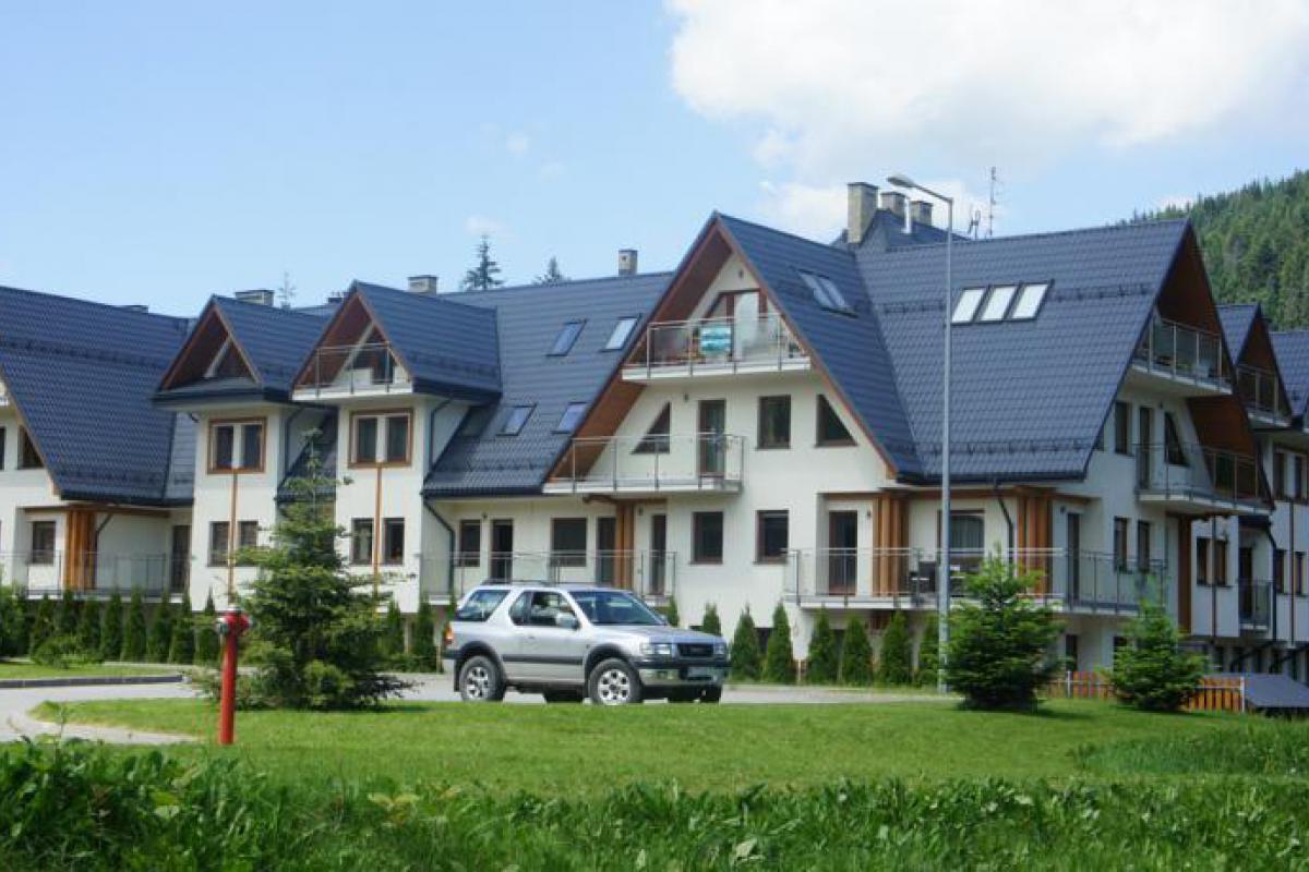 Apartamenty Bystra Woda - Zakopane, ul. Małaszyńskiego, MM Capital Group - zdjęcie 2