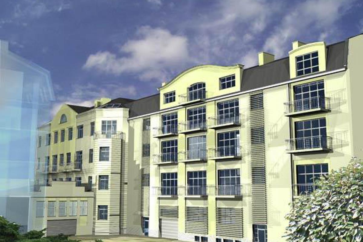Apartamenty Drukarnia Narodowa - Kraków, Stare Miasto, ul. Piłsudskiego 19, MM Capital Group - zdjęcie 1