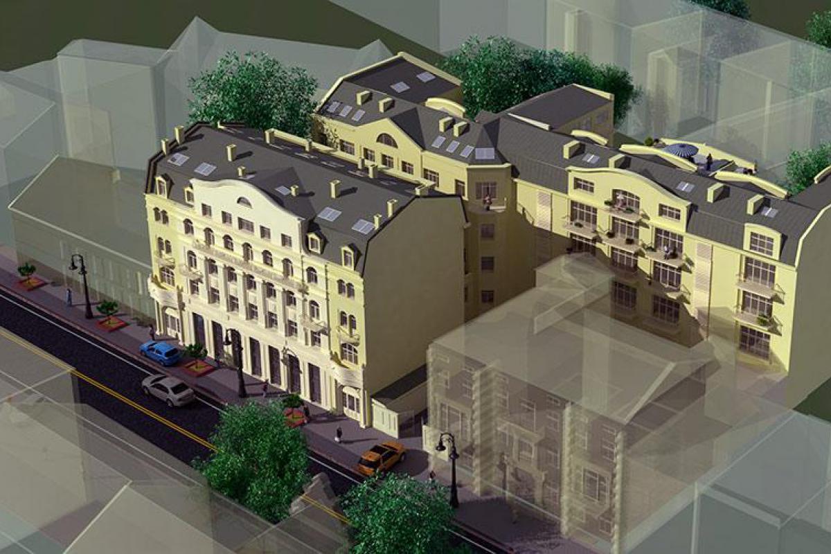 Apartamenty Drukarnia Narodowa - Kraków, Stare Miasto, ul. Piłsudskiego 19, MM Capital Group - zdjęcie 2
