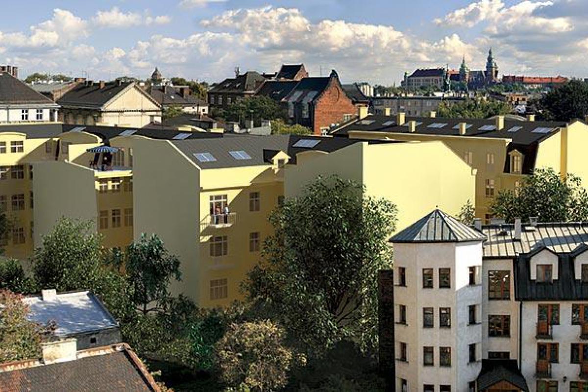 Apartamenty Drukarnia Narodowa - Kraków, Stare Miasto, ul. Piłsudskiego 19, MM Capital Group - zdjęcie 3