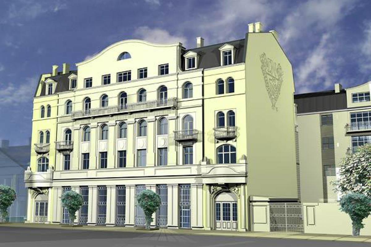 Apartamenty Drukarnia Narodowa - Kraków, Stare Miasto, ul. Piłsudskiego 19, MM Capital Group - zdjęcie 5