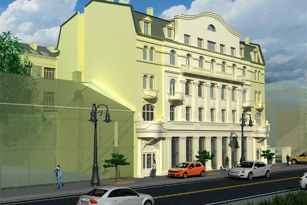 Apartamenty Drukarnia Narodowa - Kraków, Stare Miasto, ul. Piłsudskiego 19, MM Capital Group - zdjęcie 8