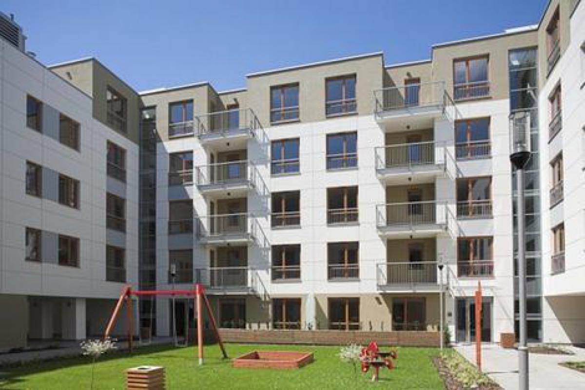 Dywizjonu 303 - inwestycja wyprzedana - Warszawa, ul. Dywizjonu 303 nr 113, ED Invest S.A. - zdjęcie 3