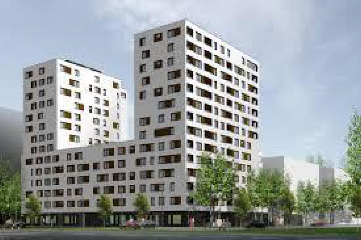 Osiedle Iskra VI - Warszawa, Gocław, ul. Jugosławiańska 17, ED Invest S.A. - zdjęcie 1