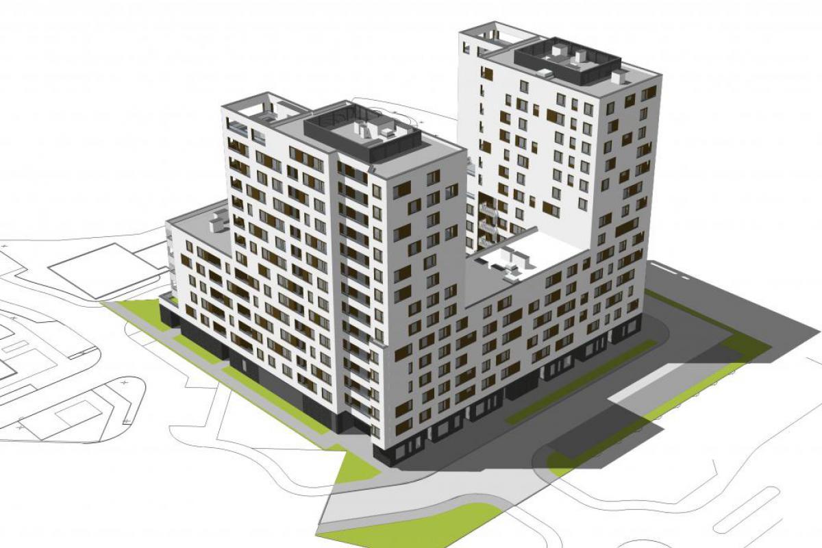 Osiedle Iskra VI - Warszawa, Gocław, ul. Jugosławiańska 17, ED Invest S.A. - zdjęcie 4