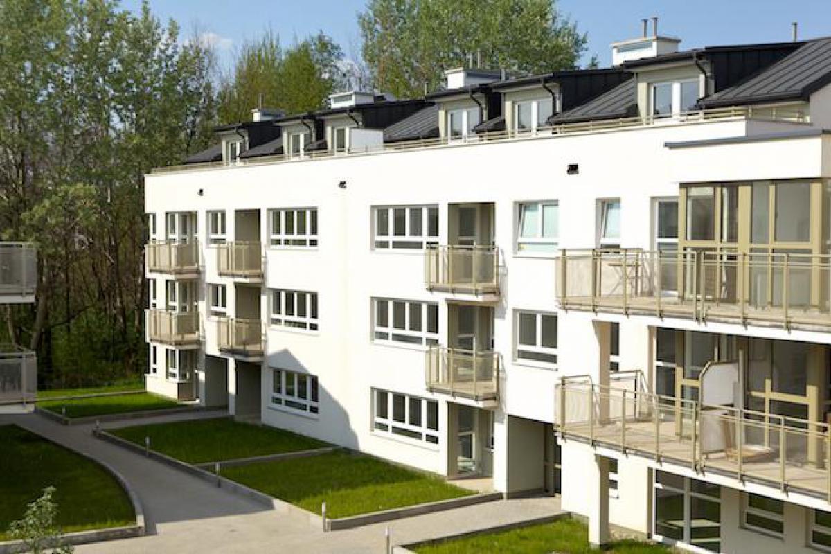 Osiedle Tulipany - Warszawa, Nowodwory, ul. Strumykowa, Breevast  - zdjęcie 2