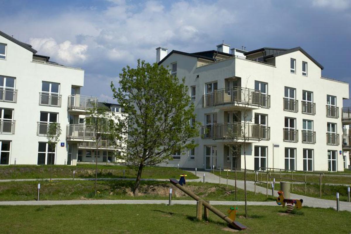 Osiedle Tulipany - Warszawa, Nowodwory, ul. Strumykowa, Breevast  - zdjęcie 4