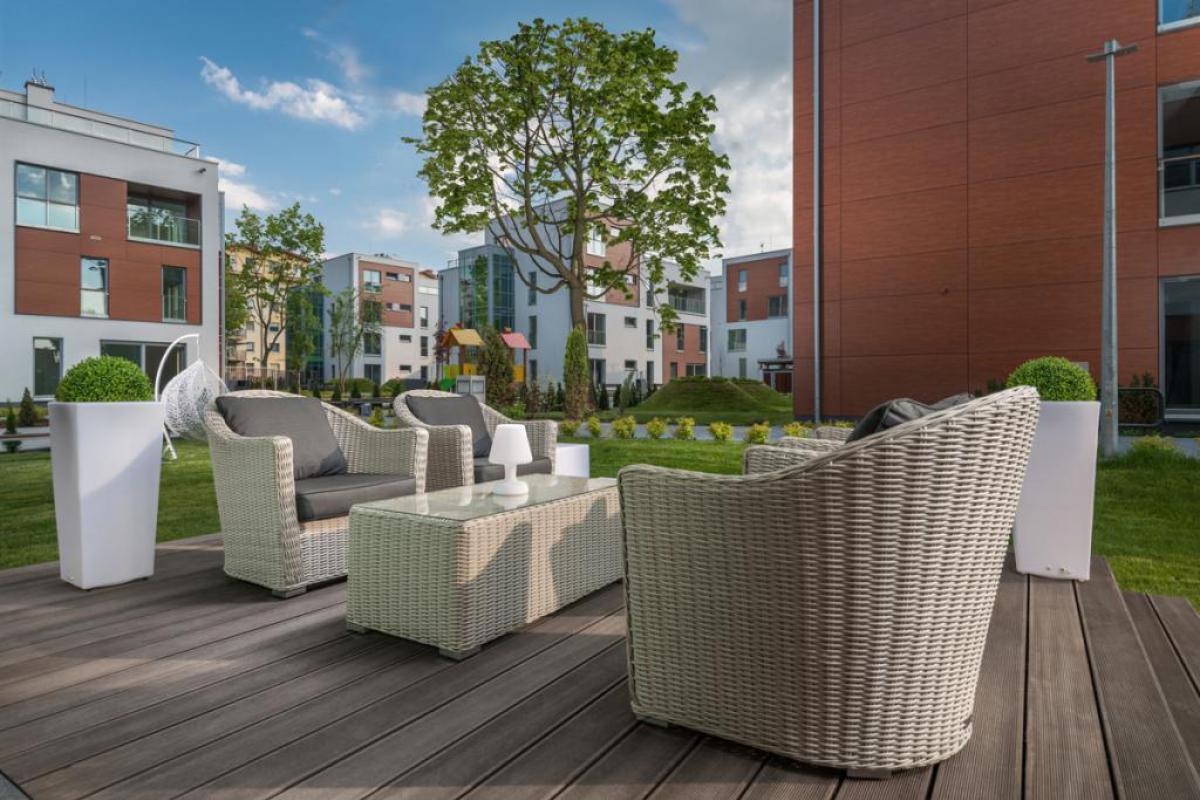 Hill Park Apartments - Warszawa, Młociny, ul. Pasymska 7, Marvipol S.A. - zdjęcie 1