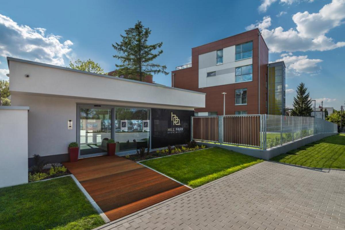Hill Park Apartments - Warszawa, Młociny, ul. Pasymska 7, Marvipol S.A. - zdjęcie 2
