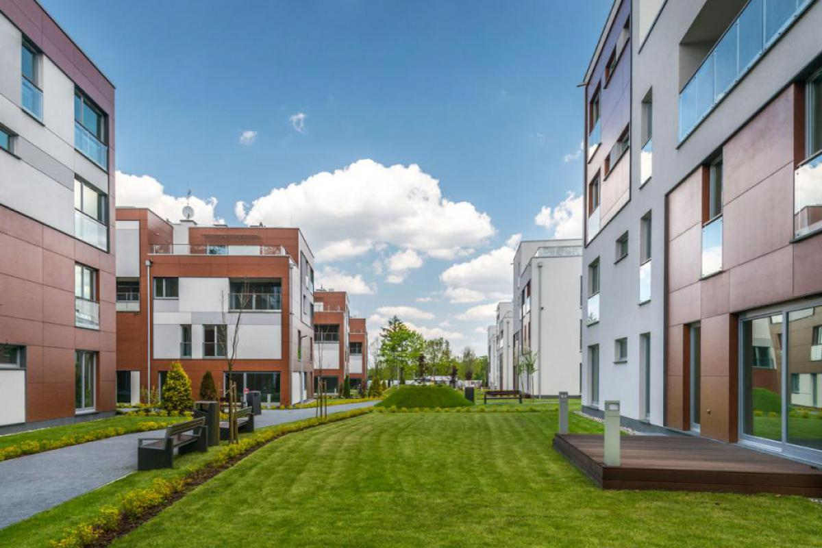 Hill Park Apartments - Warszawa, Młociny, ul. Pasymska 7, Marvipol S.A. - zdjęcie 3