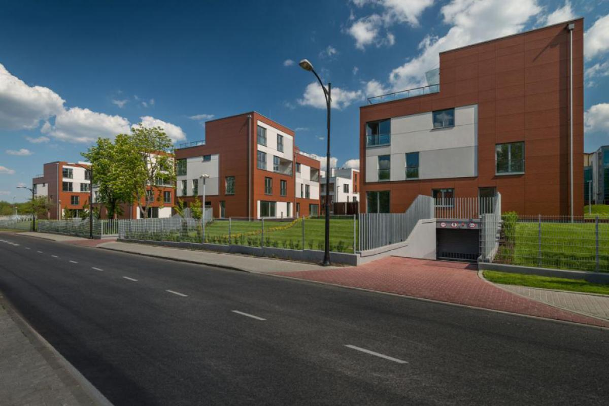 Hill Park Apartments - Warszawa, Młociny, ul. Pasymska 7, Marvipol S.A. - zdjęcie 7