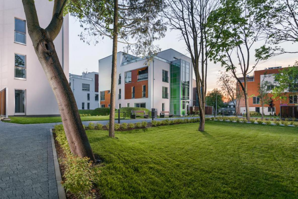 Hill Park Apartments - Warszawa, Młociny, ul. Pasymska 7, Marvipol S.A. - zdjęcie 9