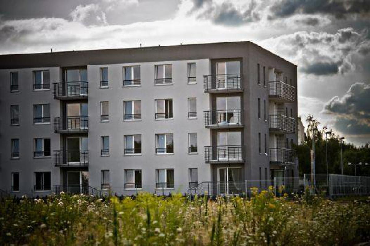 Hetmańska - Łódź, Janów, Al. Hetmańska, CEM MIX - zdjęcie 1