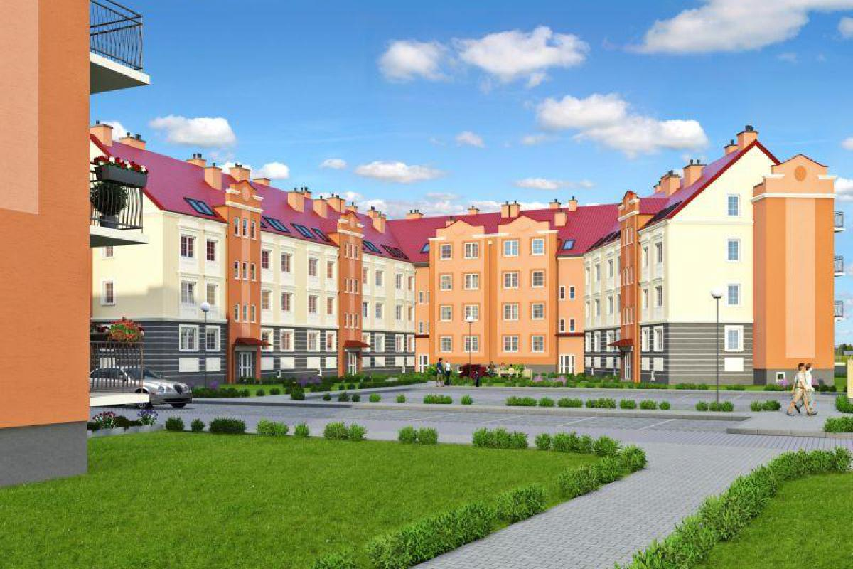 Osiedle Przylesie - Olsztyn, ul. Borowa, FREEDOM NIERUCHOMOŚCI Sp. z o.o.  - zdjęcie 1