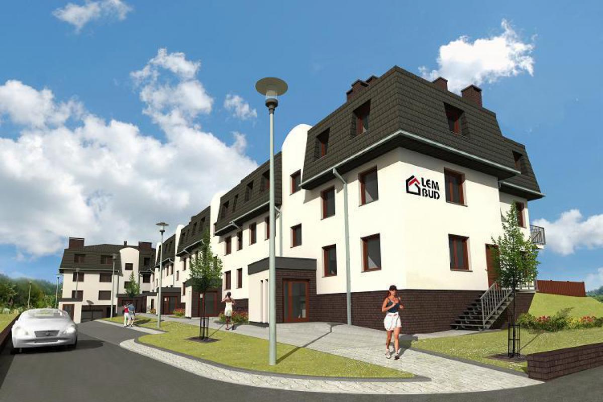 Mieszkania przy Okólnej 130 - Toruń, ul. Okólna 130, Przedsiębiorstwo Usługowo-Handlowe LEM-BUD Sp. z o.o. - zdjęcie 1