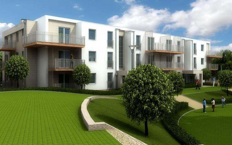 Zielona Przystań II - apartamenty w Baranowie - Baranowo, ul. Szamotulska, PPUiH AGROBEX Sp. z o.o.  - zdjęcie 1