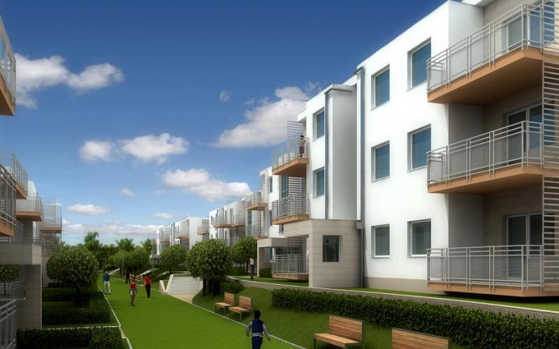 Zielona Przystań II - apartamenty w Baranowie - Baranowo, ul. Szamotulska, PPUiH AGROBEX Sp. z o.o.  - zdjęcie 3