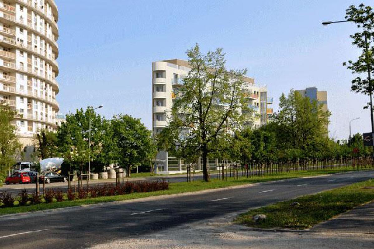 Tarasy Malty - Poznań, Chartowo, ul. Chartowo, Trico Sp. z o.o SKA - zdjęcie 3