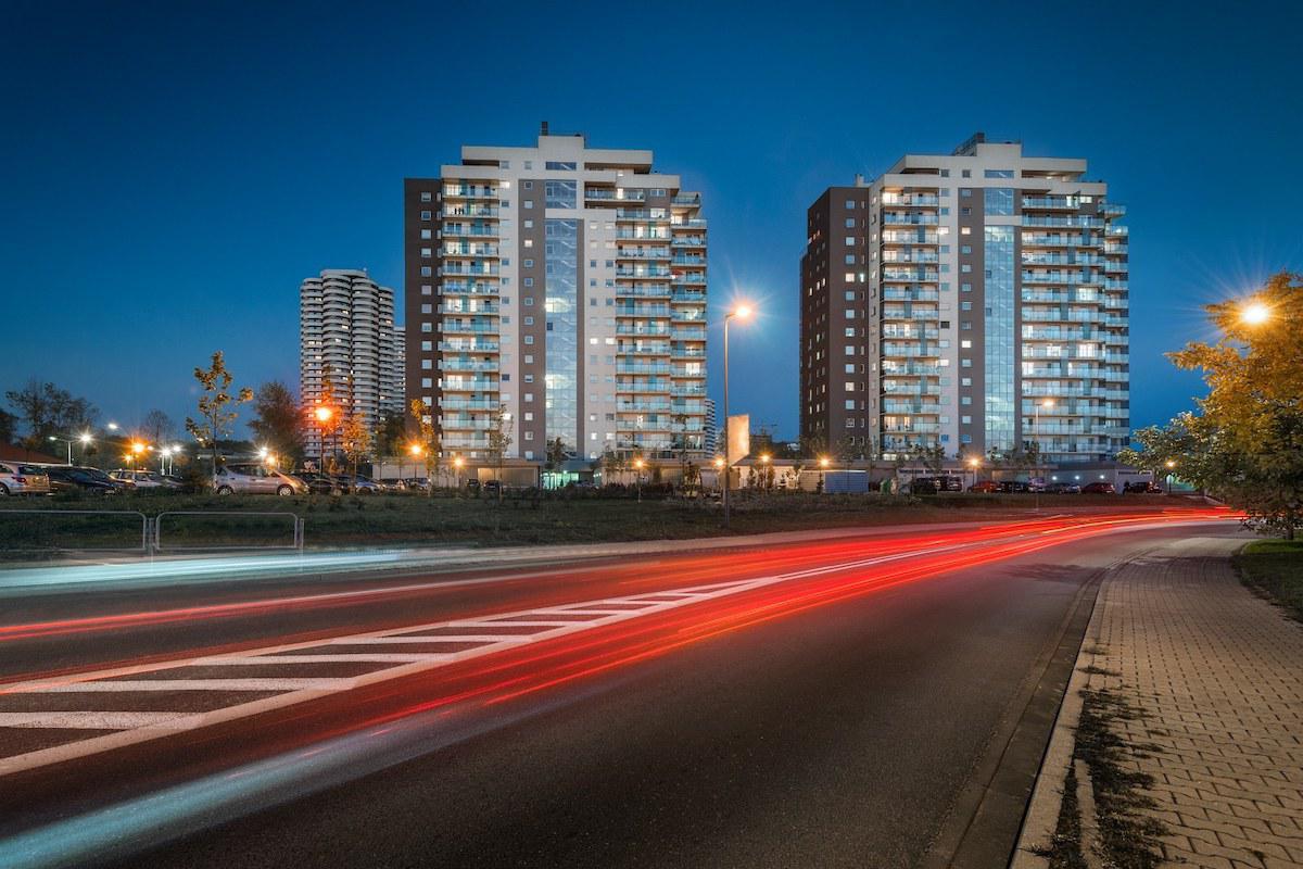 Nowe Tysiąclecie - Katowice, Osiedle Tysiąclecia, ul. Tysiąclecia, J.W. Construction Holding S.A. - zdjęcie 3