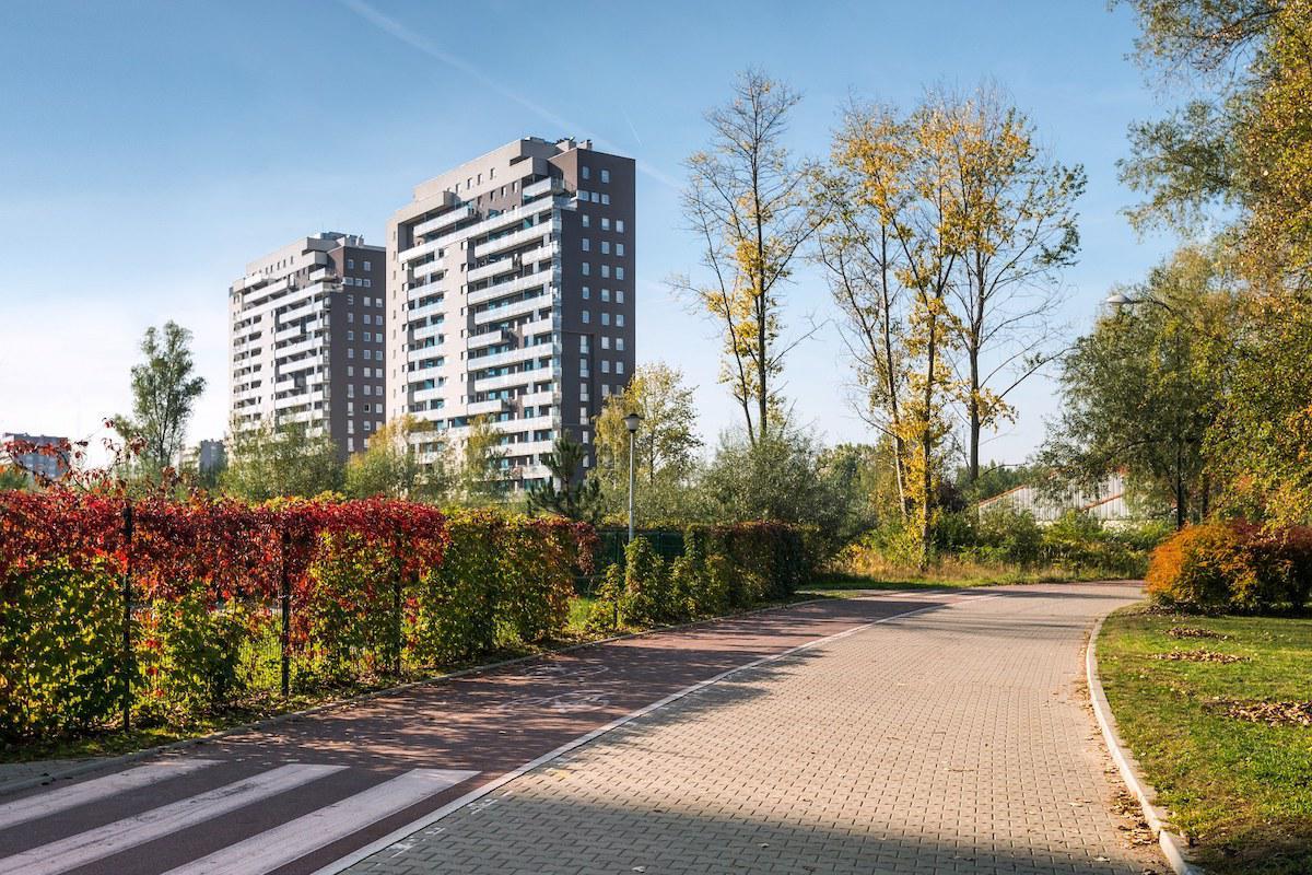 Nowe Tysiąclecie - Katowice, Osiedle Tysiąclecia, ul. Tysiąclecia, J.W. Construction Holding S.A. - zdjęcie 4