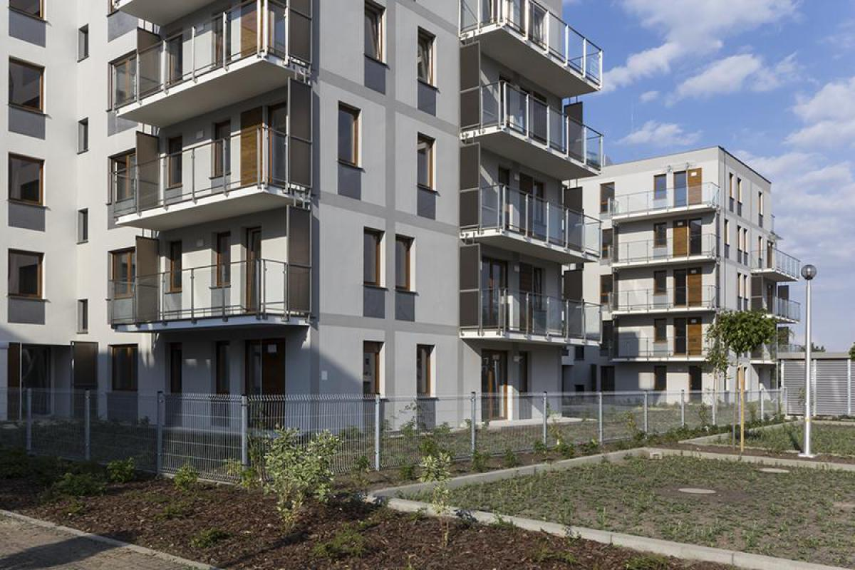 Ecoria - Poznań, Naramowice, ul. Karpia 25, Erigo Development Sp. z o.o. - zdjęcie 1