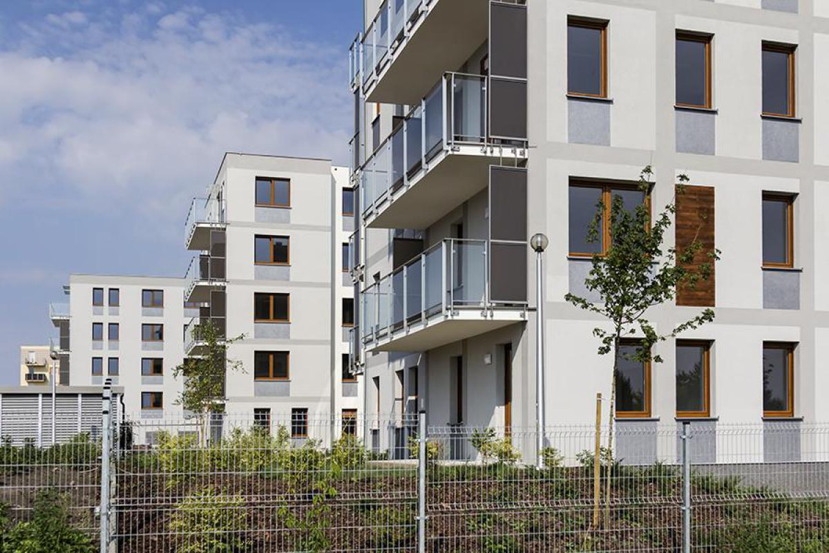 Ecoria - Poznań, Naramowice, ul. Karpia 25, Erigo Development Sp. z o.o. - zdjęcie 3