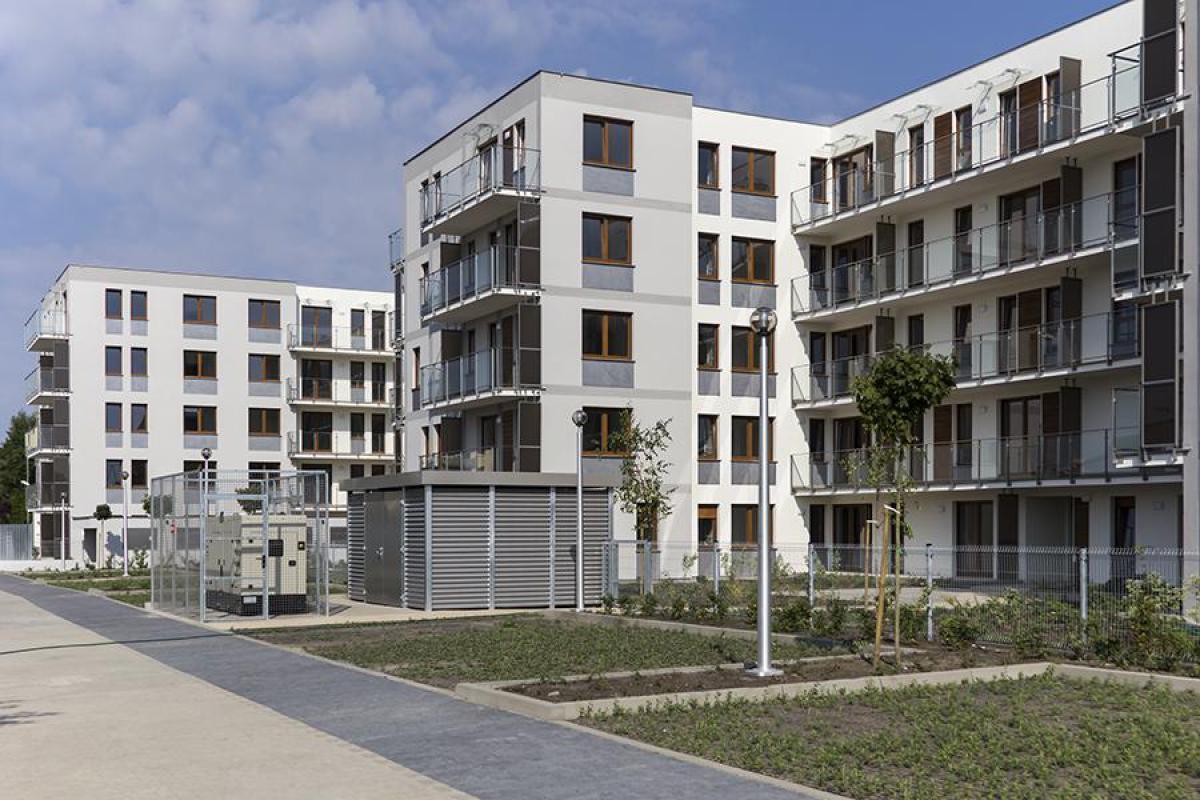 Ecoria - Poznań, Naramowice, ul. Karpia 25, Erigo Development Sp. z o.o. - zdjęcie 5